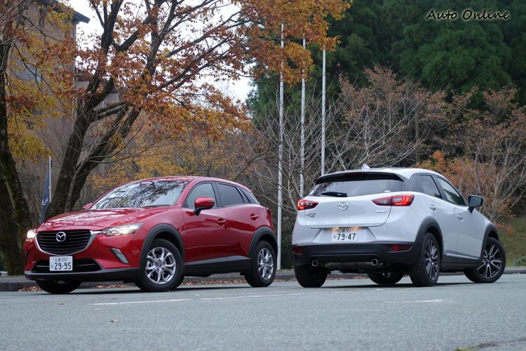 CX-3不願淪為CX-5的縮小版,也不想被當作Mazda2的休旅版。