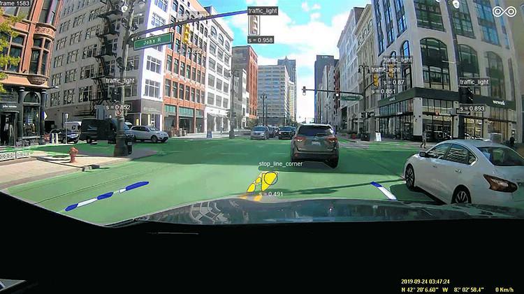 新開發的HD圖資精度已達自動駕駛車所要求的精確度,而且僅依賴一般消費級的行車記錄器就能達成,相當了不起!