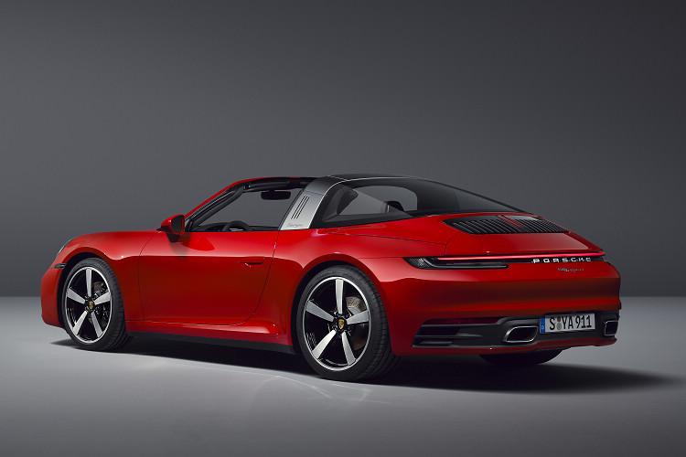 911 Targa兼具奢華與優雅的特質,是911家族最獨特的車款。