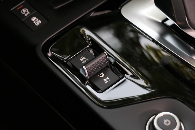行車模式切換能改變車輛的動態表現。