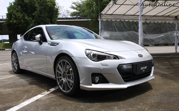 偷偷告訴你這台車可是老闆自己的私家車,他也是新加坡第一個擁有BRZ的人喔。