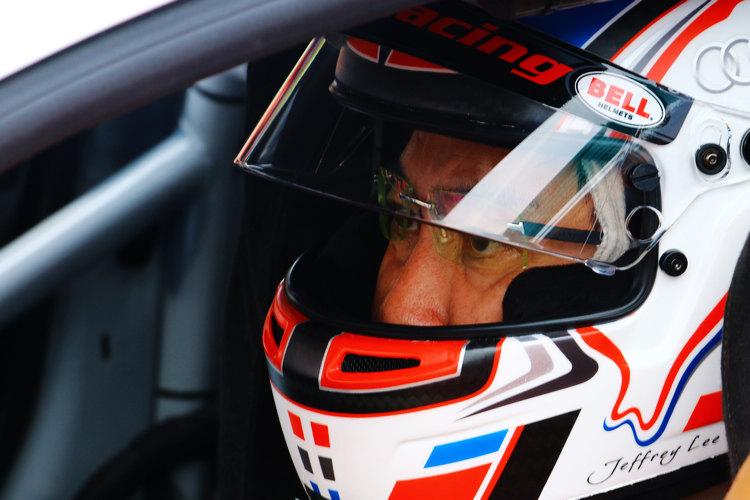 台灣唯一常規車手李勇德,代表台灣奧迪車隊全年參賽,在這次比賽中未能如願登上頒獎台。