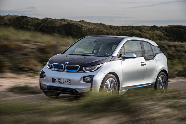小車用昂貴的CFRP?BMW i3有它的理由,也很早就進行佈局才得以實現
