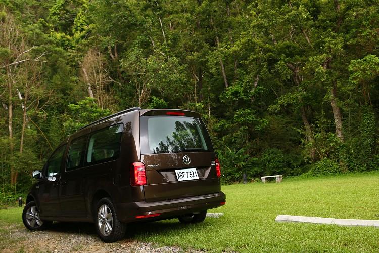 Caddy Maxi承襲VW家族特色,如果不說絕對不會認為它是一輛商旅車。