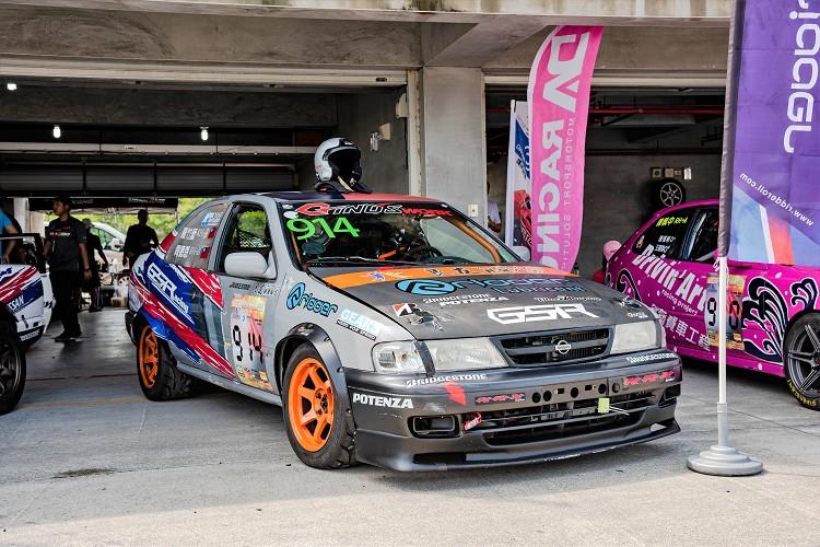 這一年我們已Nissan車系成立了Gino Sr Racing車隊,希望藉此破解大家對於Nissan車款的性能疑慮。