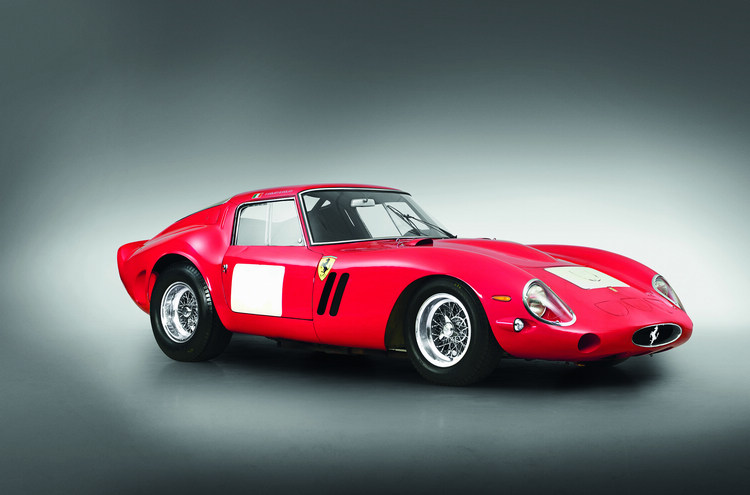 Ferrari 250 GTO曾經創下汽車史上公開標售最高價紀錄。