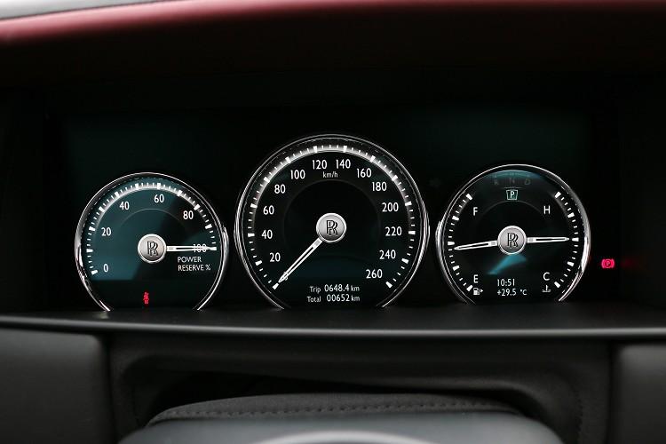 儀表板雖然是螢幕顯示,但還是用最傳統的樣貌。