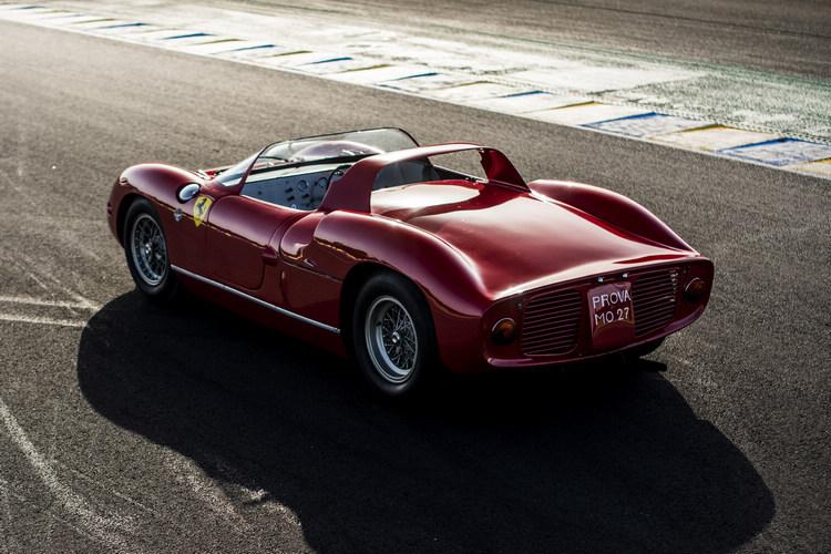 曾經奪下兩次利曼冠軍的頭銜,也讓這部車的現值直飆天際。