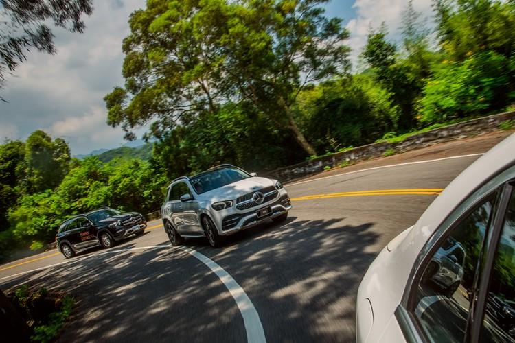 Mercedes-Benz產品標榜的是豪華與舒適、性能與科技相輔的價值。