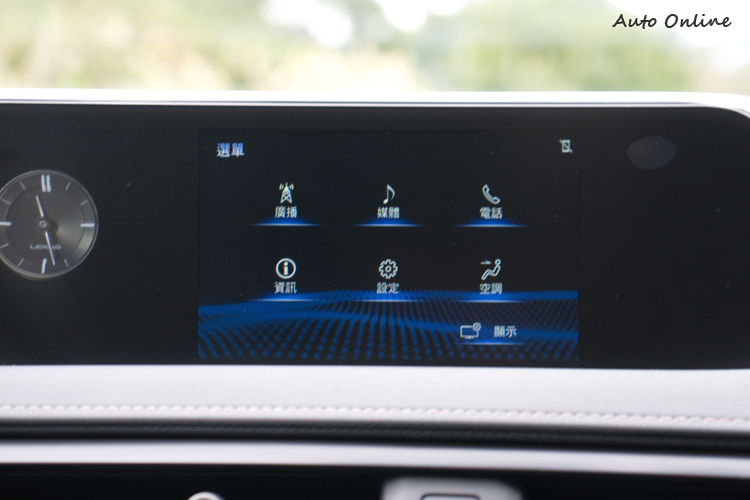 7吋資訊整合非觸控顯示幕。