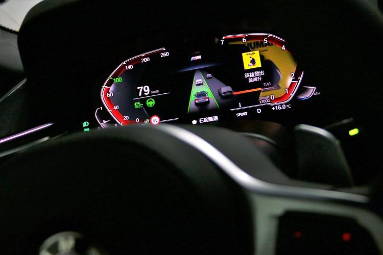 主動車距定速控制系統加上車道維持,可舒緩長途駕駛時的壓力與疲勞感。