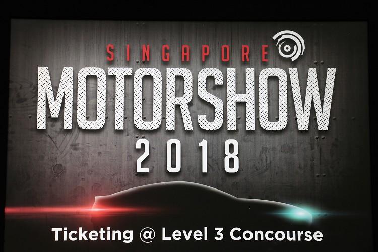 一年一度的新加坡車展算是在地最大汽車活動。