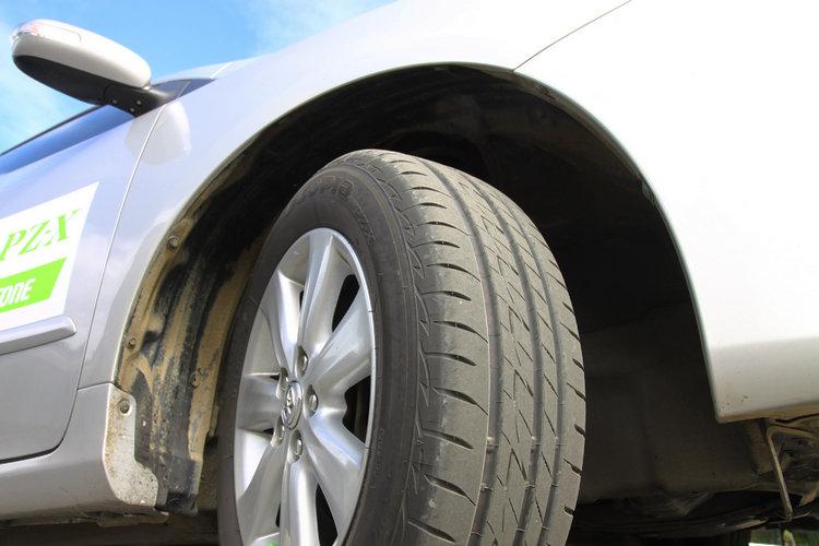 本次試胎體驗活動,AUTO ONLINE試車組以油耗總平均18.8km/L的成績名列冠軍。