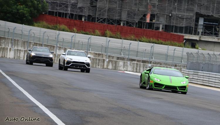 Lamborghini融入尖端科技與駕馭情感的堅持,讓旗下車型都能擁有獨樹一格的個性。