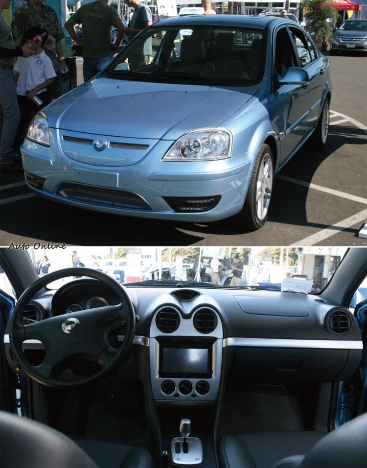 CODA Sedan是美國與中國大陸合作下的產物,但因品質不佳而僅僅賣出約100輛。