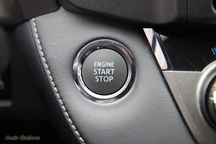 Push Start與Smart Entry好不好用見仁見智,不過絕對是很好用的賣點。