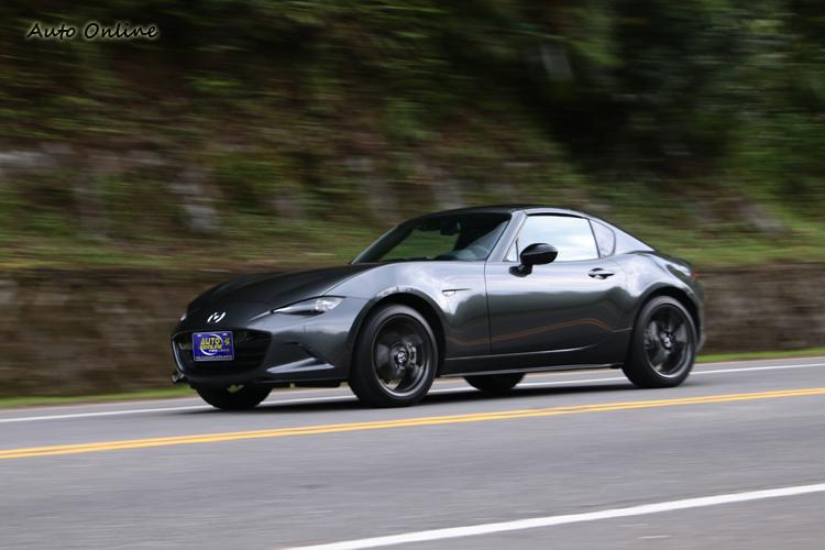 追求平衡性而不刻意強調動力性能是MX-5車系一貫的堅持。