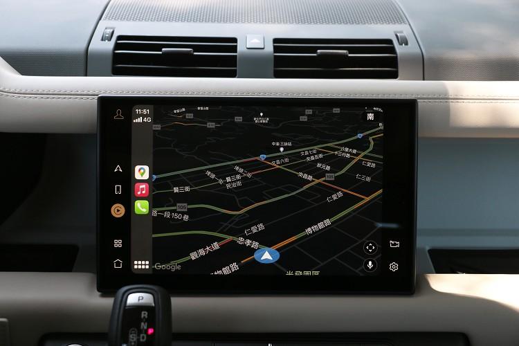 新年式車型將11.4吋列為標準配備。
