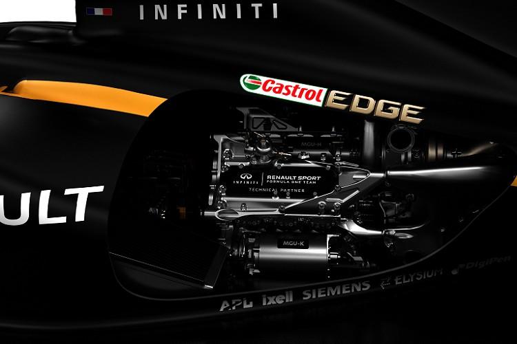 動力推測會使用獲獎的3.0升V6雙渦輪增壓引擎,並且融合F1科技的動能回收系統(ERS)提高整體效能。