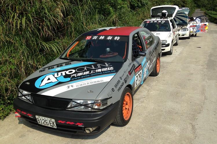 如果你是汽車線上的忠實粉絲,一定會知道我們有一輛Nissan Sentra比賽車用來參加拉力賽事。