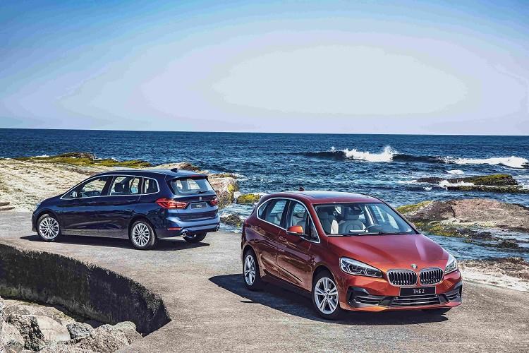 BMW 2系列Active Tourer/ Gran Tourer Deluxe Edition豪华版上市
