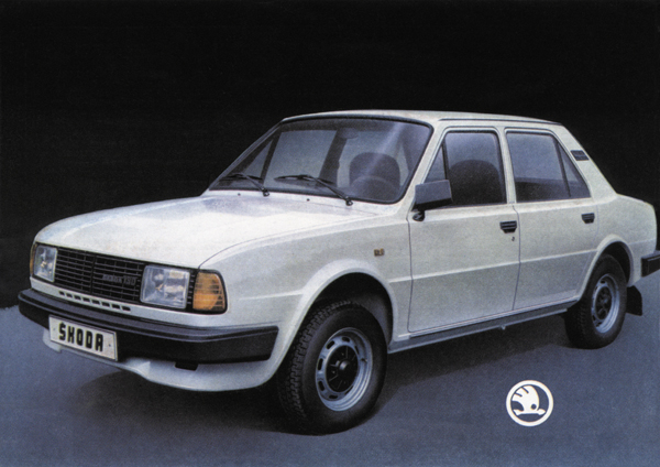 SKODA 130(1988)