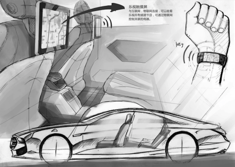網路業起家的樂視即將進軍電動車產業