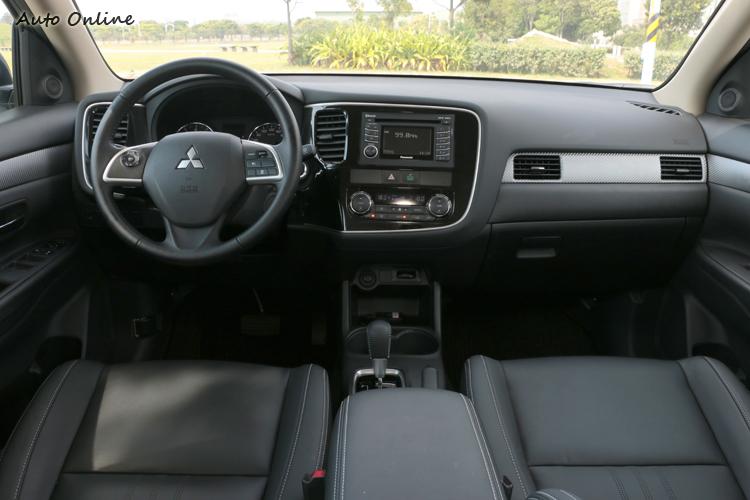 中控台的設計與配置採用區塊模式,各介面整合在不同區塊。