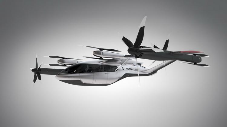 HYUNDAI 與 Uber 共同打造「空�計程車」,巡航速度最高 290 公里