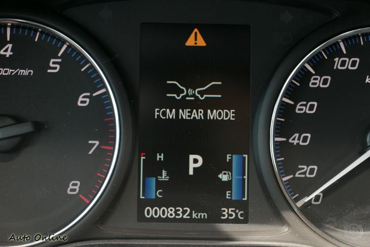 2.4L華貴型ACC主動車距控制巡航系統、FCM主動式智慧煞車輔助系統、ASC車身動態穩定系統、TCL循跡系統都屬標準配備。