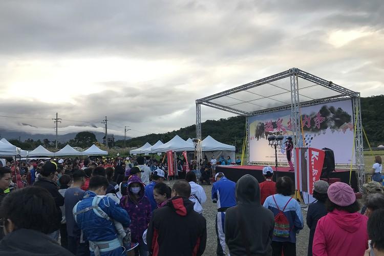華盟拉力賽車運動推廣協會很用心的在舉辦比賽,每站都吸引到眾多車手與觀眾前來參加與觀賽。