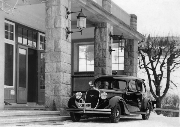 SKODA 902 Superb(1936~1937)