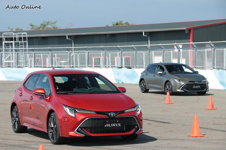 台灣正式上市時間為九月初,目前售價為正式確定,只表示高階車型將會壓在對手Mazda 3的93萬元之內。