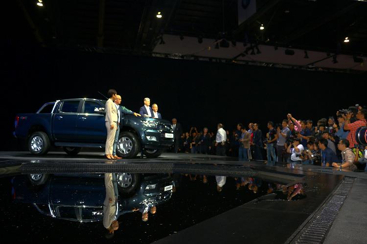 過去Ranger一直都面臨供不應求的現象,為了重蹈覆轍,福特已經打算提高泰國的產能來應付市場的強烈需求。