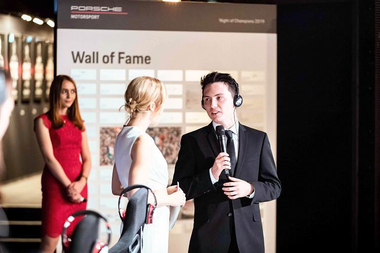 澳籍Joshua Rogers奪得首屆比賽桂冠,也是首位在「Night of Champions」獲獎的電競賽車手。