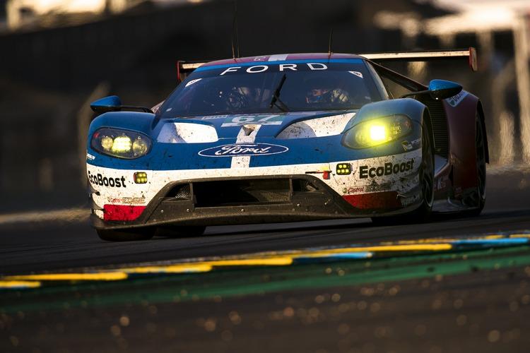 GTE Pro的競爭非常激烈,場上也不時爆發精彩的爭先場面,可惜去年奪冠的Ford在今年無法重演榮耀時刻。