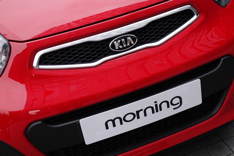 鮮艷的車色、豐富的表情、年輕前衛的造型,morning輕易就能聚焦路人目光。