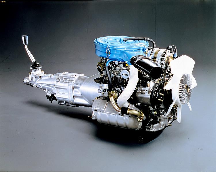 歷代RX-7都創下級距最速改裝車紀錄,照片為第一代車型所用引擎。