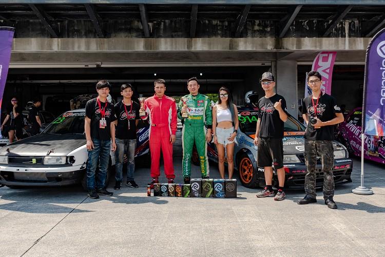 以Nissan車系所組成的GSR車隊,讓年事已高的Sentra B14得到很好的照顧,接下來會以新的比賽車重返賽場。