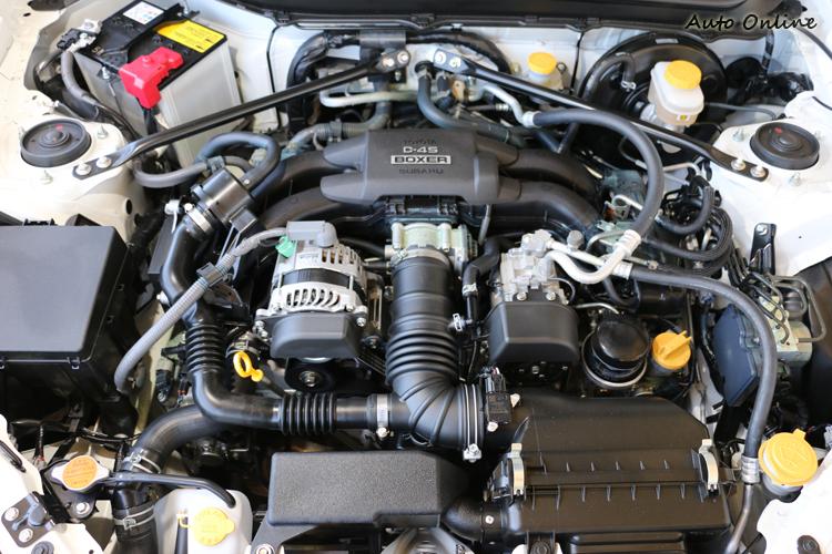 FA20水平對臥引擎馬力雖不驚人,但整體均衡性不俗是台很好親近的車款。