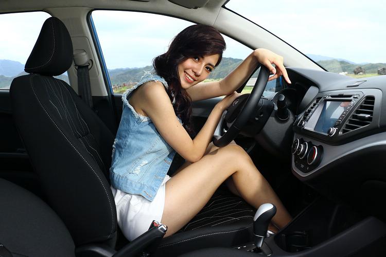 友善的人車介面,就算新手也能輕鬆上手,無壓享受駕駛樂趣。
