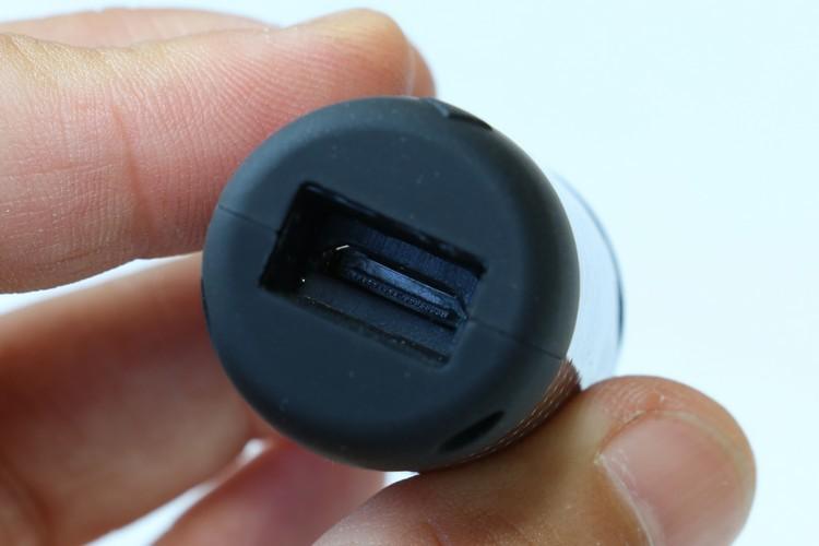 鏡頭組的訊號端子採用標準型式的作法,讓後續改裝有了無限的可能。