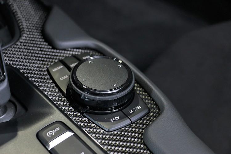 這不是iDrive旋鈕嗎?