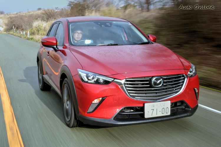 全新車型定位模糊了既有的級距概念,成為CX-5最特殊的特色。