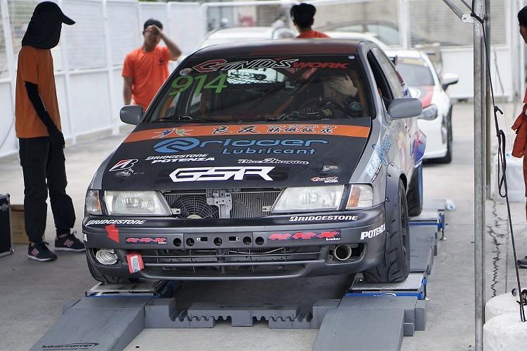 賽後前四名都需要經過測重,車輛含人2.0組需再1150公斤以上。