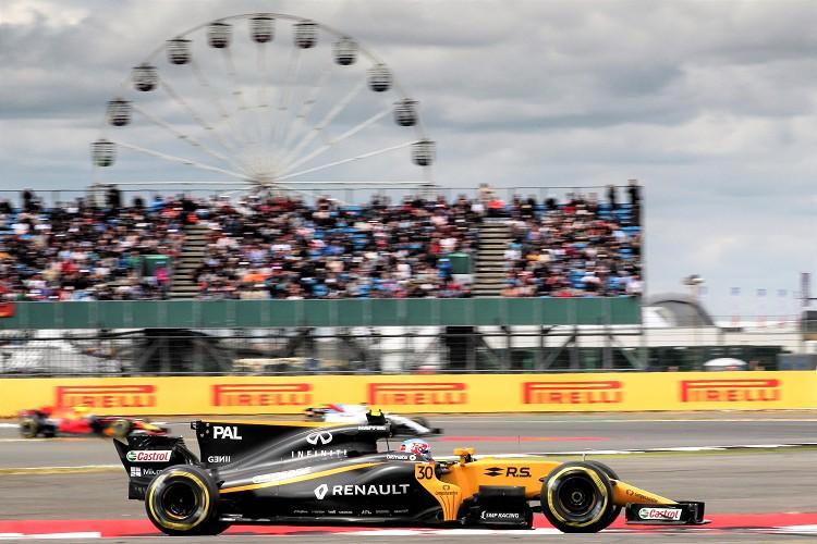 一生真的要來一次感受F1的現場魅力。