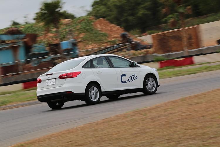 有著國產唯一歐系血統的New Focus,優異的操控基因成就了它的轎跑美名。