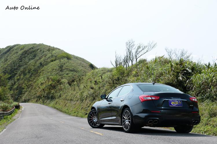 Maserati品牌散發著高品味、低調的特質,完美詮釋在新年式Ghibli身上。