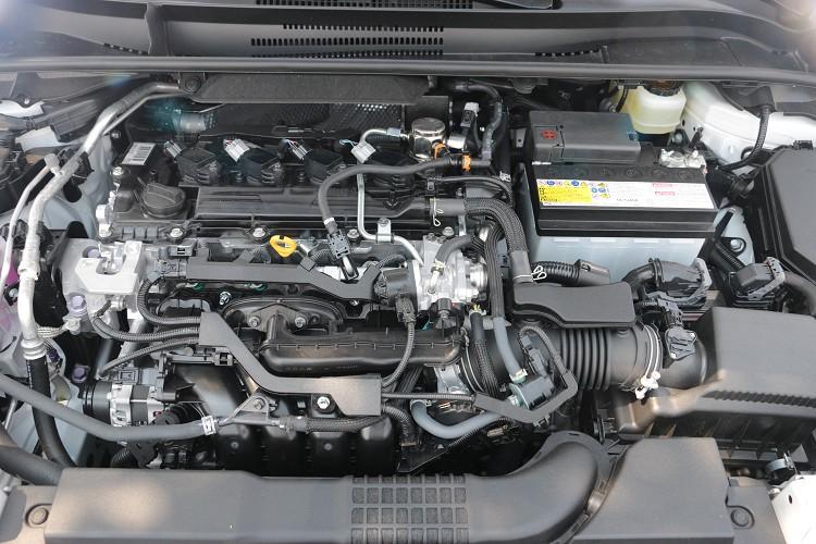 結合Dynamic Force 2.0L缸內直噴自然進氣引擎,可創造出最大馬力170ps/6600rpm與20.4kgm/4400~4800rpm最大扭力。