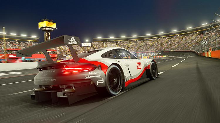 保時捷GT耐力賽車型911 RSR為本屆Porsche Gran Turismo Cup Asia Pacific指定用車之一。